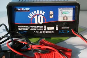 Chargeur de batterie AWELCO ENERBOX 10